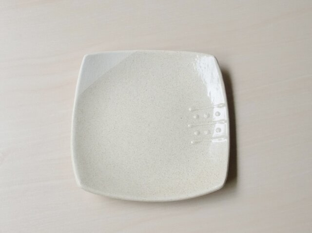 シンプル四角皿の画像1枚目