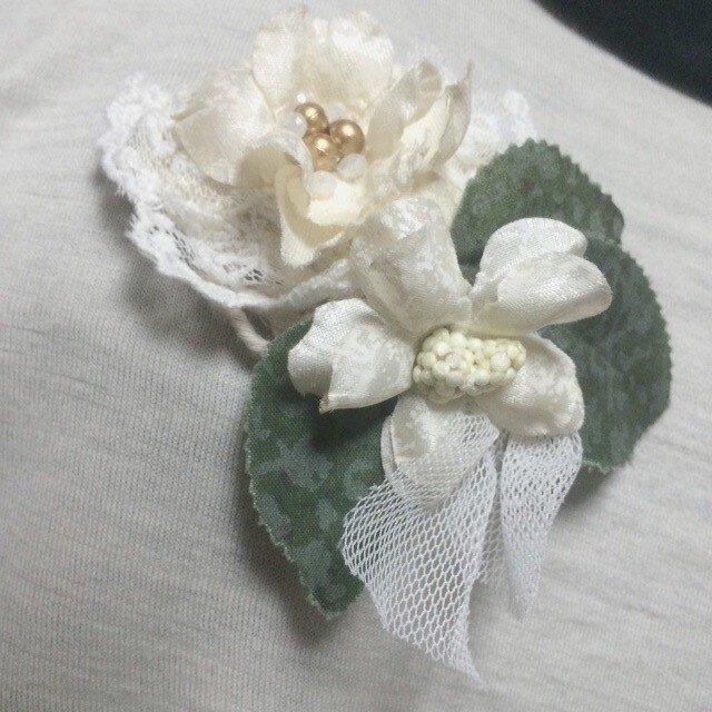 白い花♪の画像1枚目