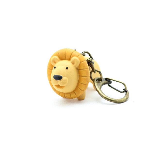 ライオン キーホルダーの画像1枚目