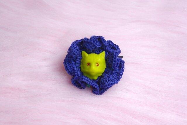 beam kitten (crochet)の画像1枚目