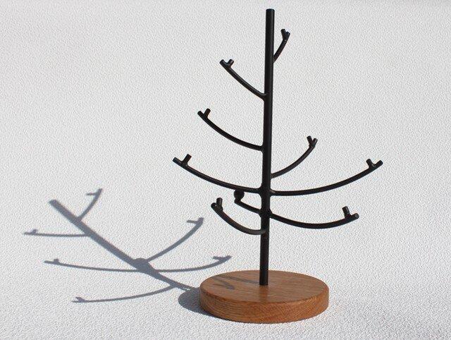 鉄×木 ツリー ナラ材の画像1枚目