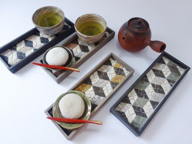 茶流 Smart Tray [Cubes ]4個setの画像1枚目