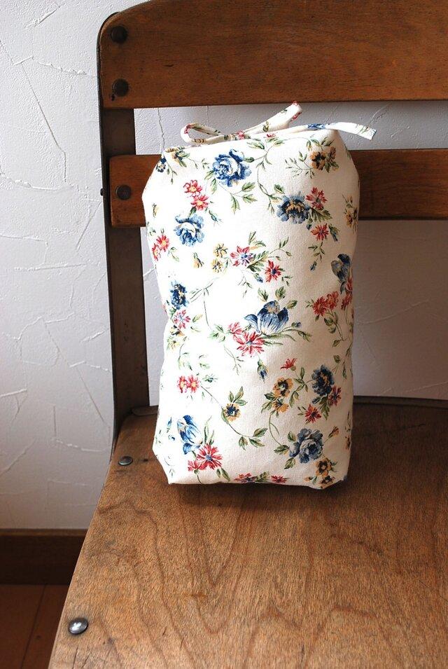 調整枕(flower)の画像1枚目