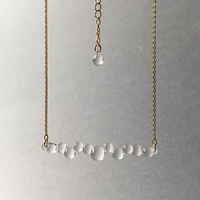 -Dew- long necklaceの画像1枚目