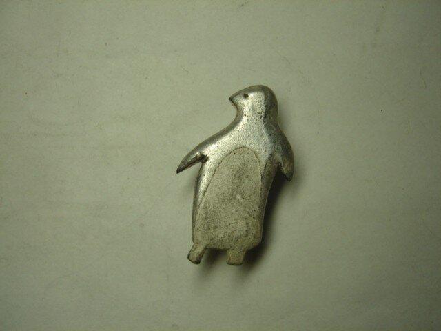 帯留め ペンギンの画像1枚目