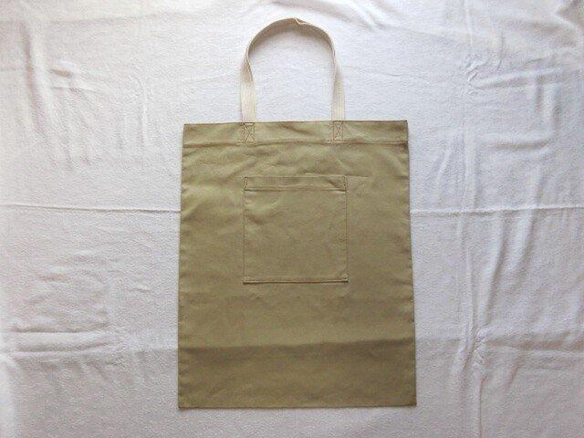 大きなバッグ2 クリーニング屋さん、スケッチブック、趣味にの画像1枚目