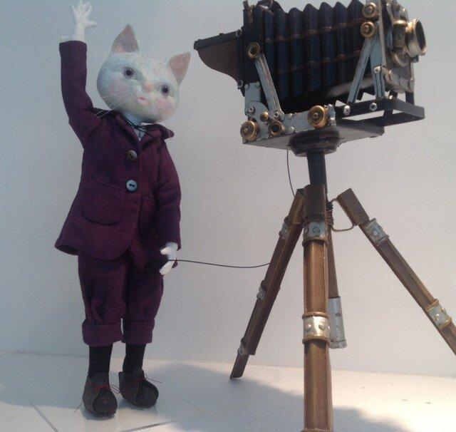 写真士(猫族)の画像1枚目