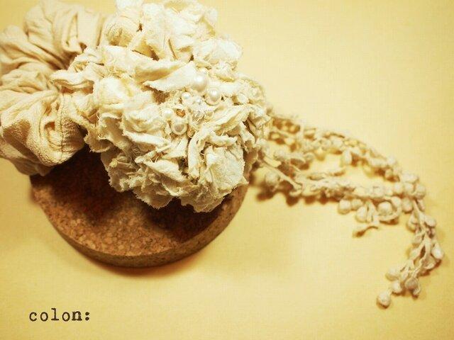 Flower シュシュの画像1枚目