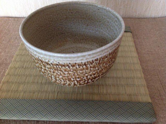 塩釉茶碗の画像1枚目