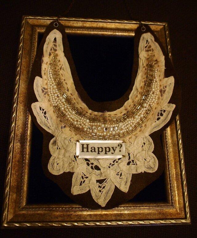 Happy?necklaceの画像1枚目
