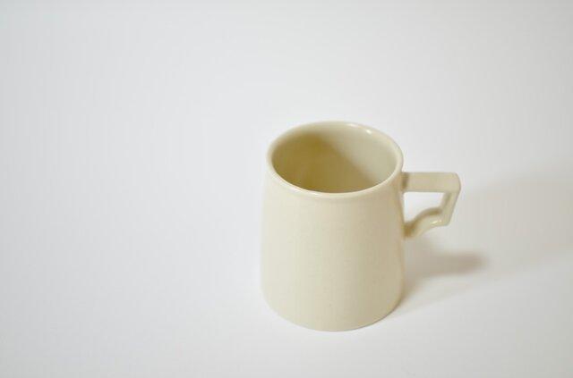 マグカップ クリームの画像1枚目