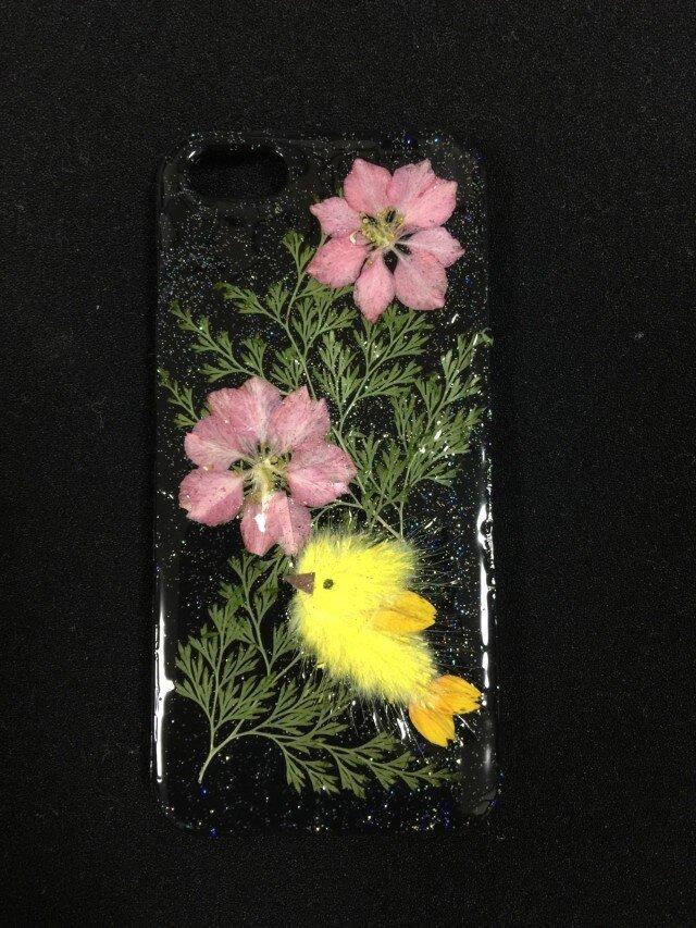 *人魚姫のたからもの*iPhone5/5S用 ケースの画像1枚目