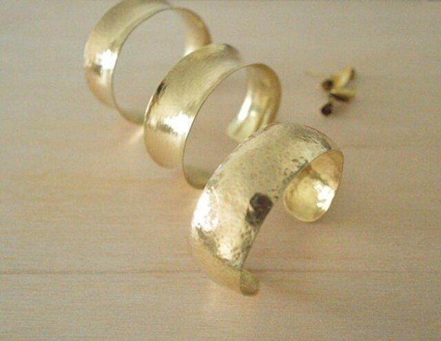 Brass Cuff #3の画像1枚目