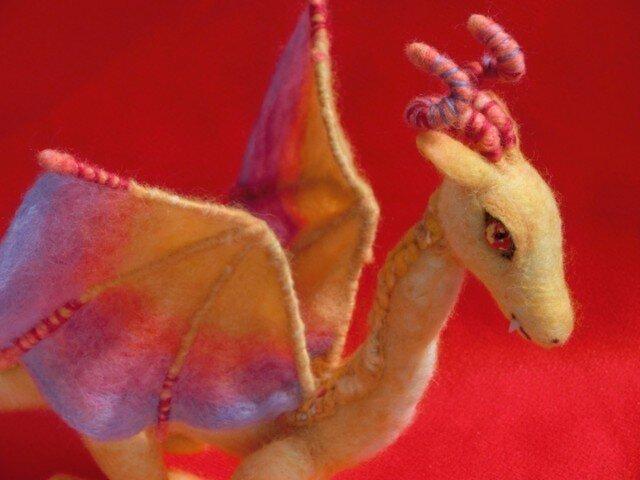 ドラゴン「黄昏」の画像1枚目