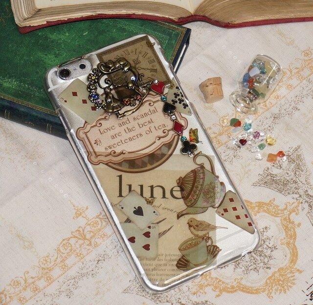 アリスなiPhone6plusケース【part2】の画像1枚目