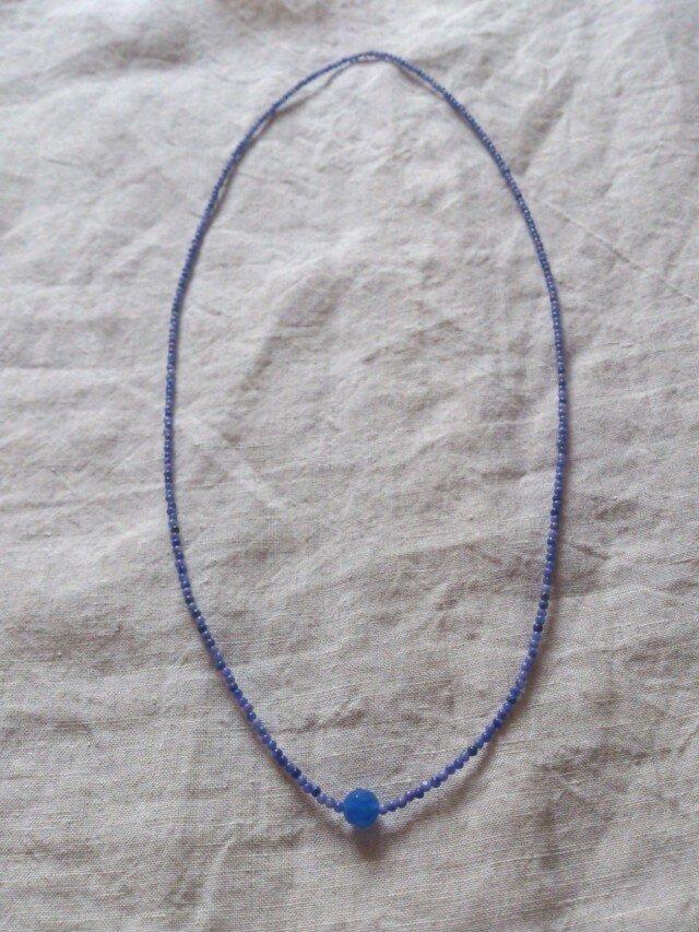 天然石ネックレスの画像1枚目