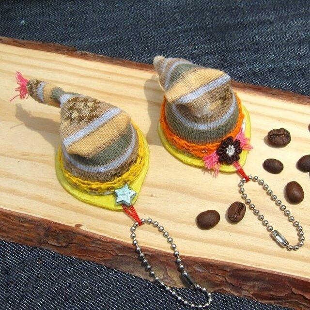 珈琲豆の帽子【ろ】の画像1枚目