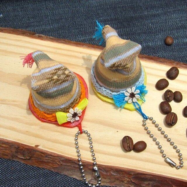 珈琲豆の帽子【は】の画像1枚目
