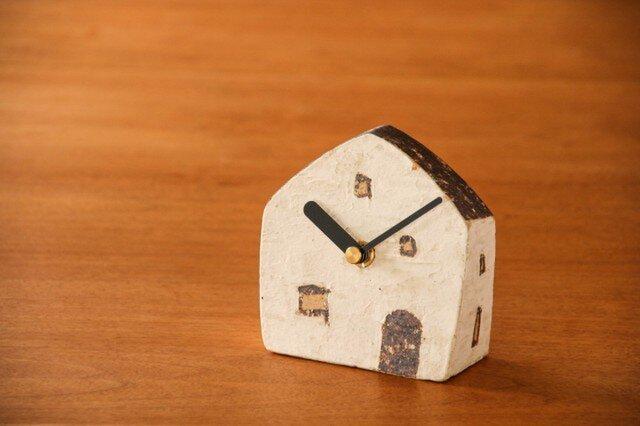 地中海の家の置時計の画像1枚目