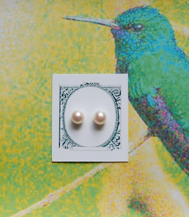 真珠(7.5ミリサイズ)n.3の画像1枚目