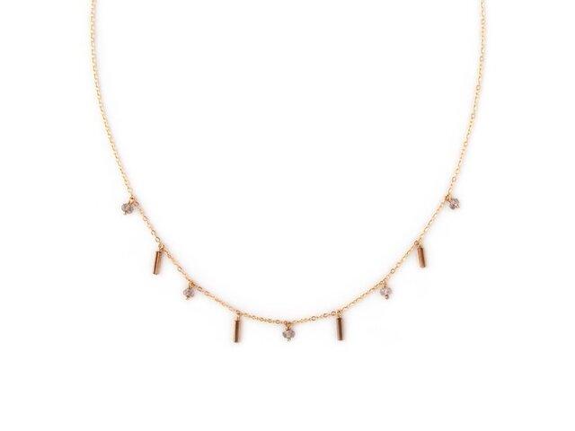 <SALE> A & E Necklaceの画像1枚目