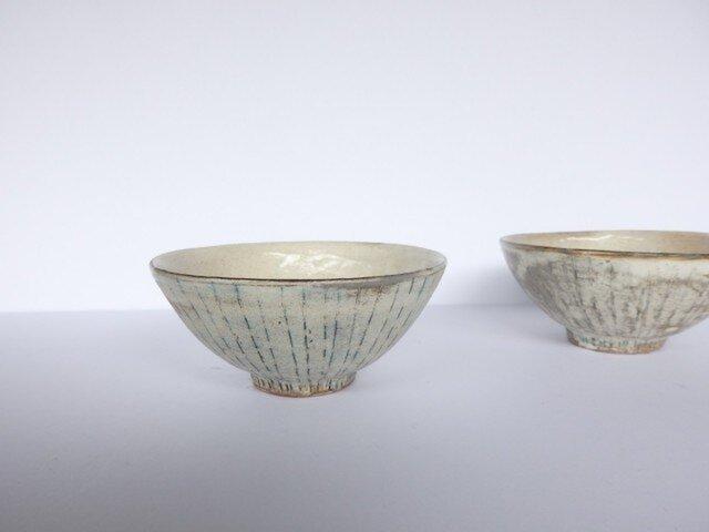 青象嵌碗の画像1枚目
