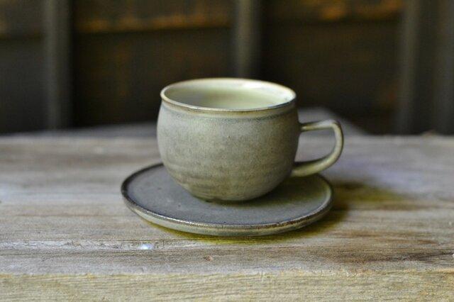 くろまるコーヒーカップ(小)の画像1枚目