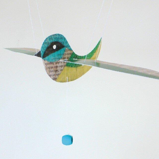 flappin' bird/B.緑の画像1枚目