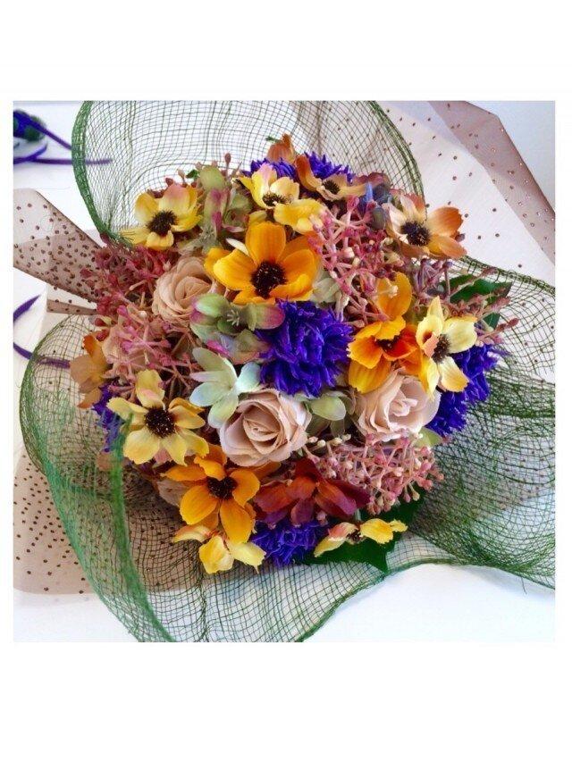 Cosmos autumn bouquetの画像1枚目