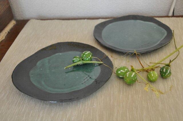 黒みかげ皿の画像1枚目