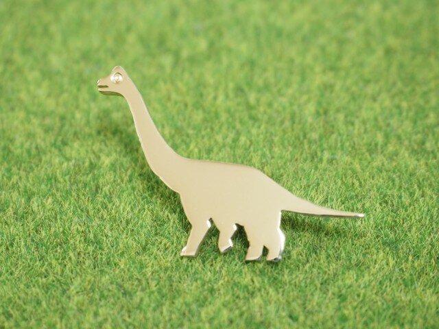 ブラキオサウルスpinsの画像1枚目