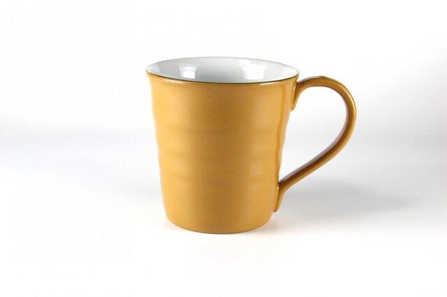 【受注販売】加雅美 マグカップ レモンの画像1枚目