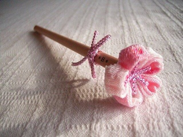さくらの花エンピツ (桜色A)の画像1枚目