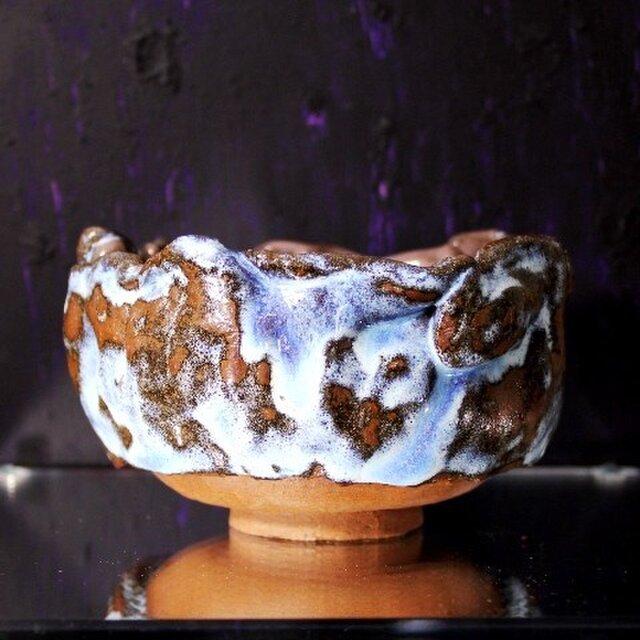 茶碗 銘「月白さゆり1」の画像1枚目