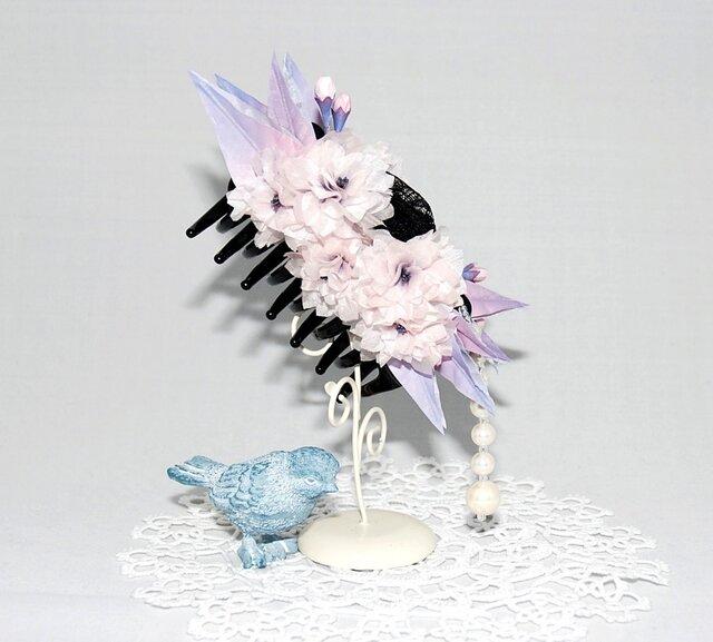 幻桜 ~Claw clip~の画像1枚目