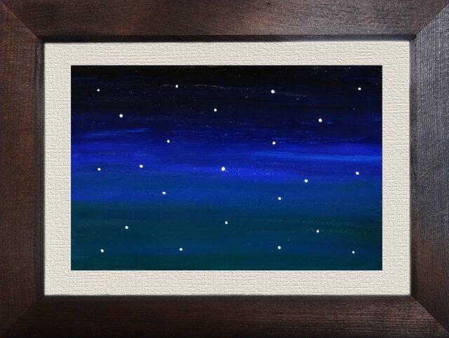 【原画】夜空の画像1枚目