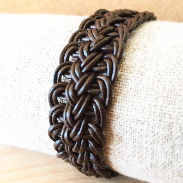 〜  Eternal  〜  Celtic bracelet  【2way】の画像1枚目