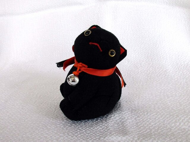 ハロウィン 黒猫の画像1枚目