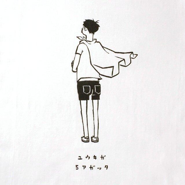 マント【Tシャツ】の画像1枚目