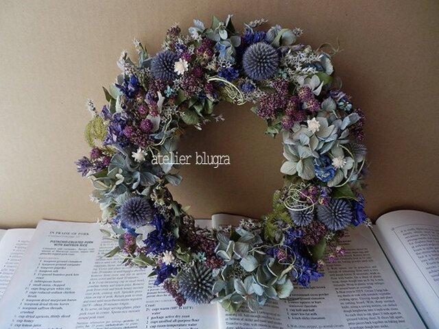 八ヶ岳〜Blue AutumnWreath Ver.2の画像1枚目