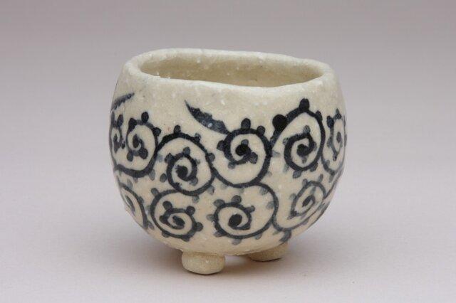 豆鉢(たこ唐草)の画像1枚目