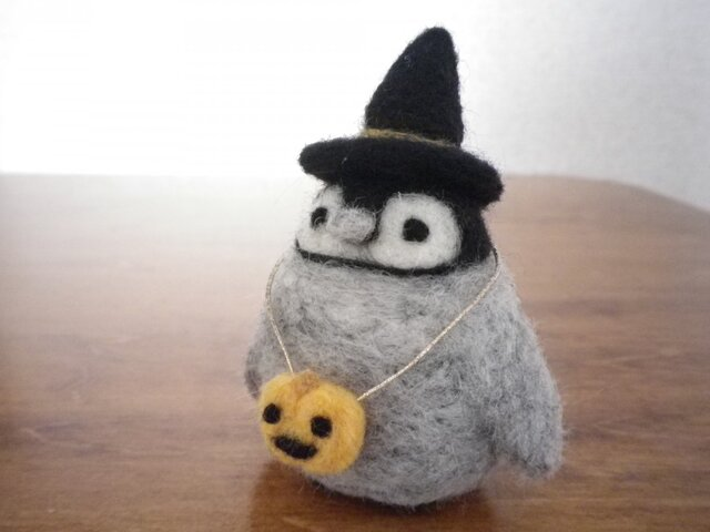 ペンギンさん (halloween)の画像1枚目