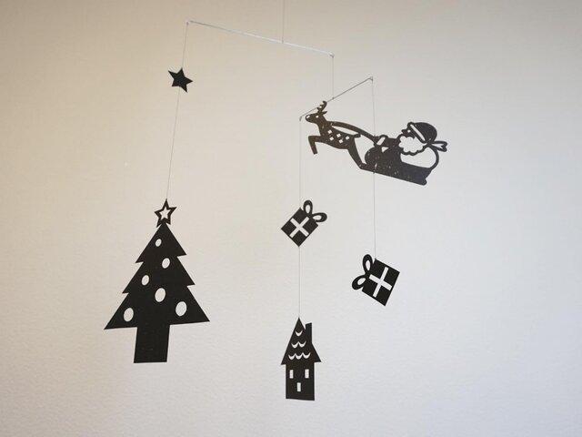 モビール「クリスマスA」その2の画像1枚目