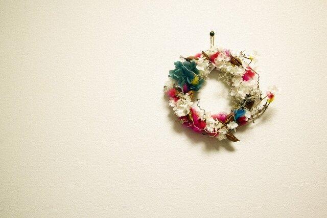 parrot wreath 3の画像1枚目