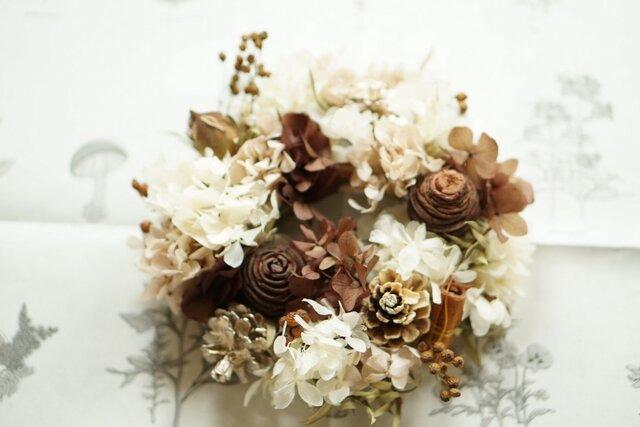winter wreathの画像1枚目