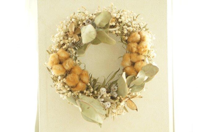 Antique風 wreathの画像1枚目
