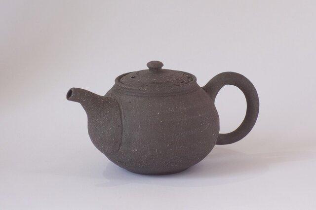 焼き締め 急須(煎茶用)の画像1枚目
