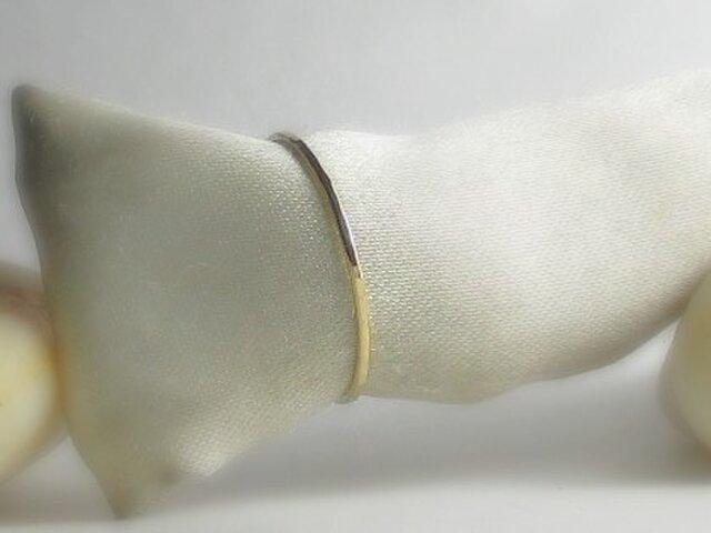gold K18 Ring 0022の画像1枚目