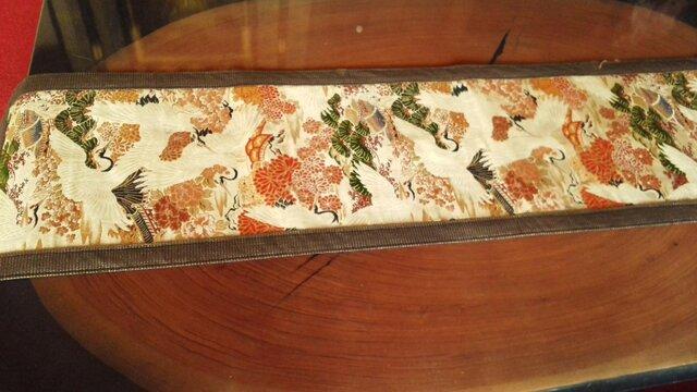 古帯テーブルセンターの画像1枚目