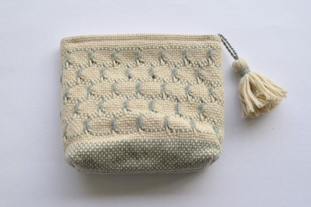 Wool Pouch_001の画像1枚目